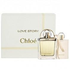 Chloé Love Story Set 50+100 pentru femei - Set parfum