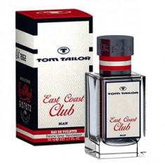 Tom Tailor East Coast Club Man EDT 50 ml pentru barbati - Parfum barbati Tom Tailor, Apa de toaleta