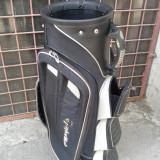 Vand geanta crose golf, in stare buna, TAYLOR MADE, inseriata