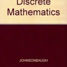 Richard johnsonbraugh discrete mathematics 1990