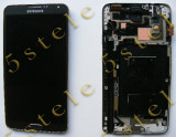 Display LCD cu Touchscreen Samsung Galaxy A7 A700 Alb Original