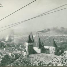 HUNEDOARA - Carte Postala Transilvania dupa 1918, Circulata, Fotografie