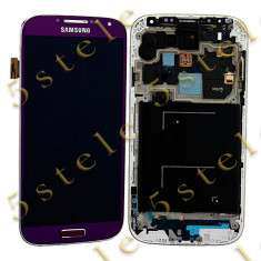 Display LCD cu Touchscreen Samsung Galaxy Alpha G850F Negru
