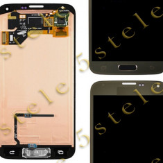 Display LCD cu Touchscreen Samsung Galaxy A7 A700 Negru Original