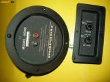 Filtre Audio boxe 3 cai Marantz  reglaje  inalte si medii.