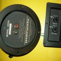 Filtre Audio 3 cai Marantz cu reglaje pe inalte si medii.