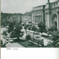ARAD - Carte Postala Crisana dupa 1918, Circulata, Fotografie