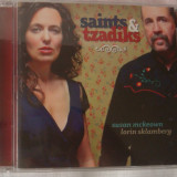 Susan McKeown & Lorin Sklamberg - Saints & Tzadik, CD