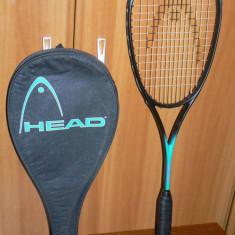 Racheta squash Head Comp in stare foarte buna, cu husa