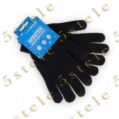 Forever Manusi pentru Afisaje Tactile (Touchscreen) Negru - Manusi touchscreen