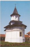 Bnk cp Sambata de Sus - Manastirea Brancoveanu - Biserica veche - necirculata, Printata