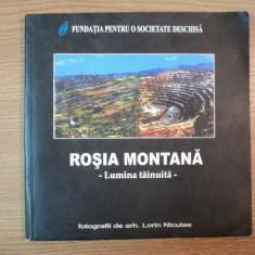 ROSIA MONTANA de ARH. LORIN NICULAE - Carte Geografie