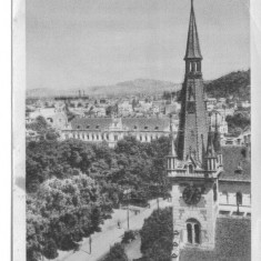ORASUL STALIN - Carte Postala Crisana dupa 1918, Circulata, Fotografie