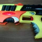 Pistol-mitraliera , Blaster gen Nerf in stare foarte buna