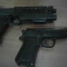 Vand pistol ( 2 bucati) de la joc pe Tv - Pistol de jucarie