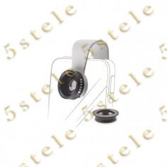 Forever Kit SL-200 Lentila Macro cu Adaptor pentru Smartphone