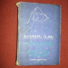 Introducere In Psihiatria Practica - Alexandru Olaru - Carte Psihiatrie