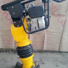 Compactor mai ROBIN SRV 70 cu motor subaru 4hp - Mai compactor