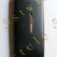 Telefon Nokia Lumia 800 (355208053738928) Negru Swap, Nu se aplica, Neblocat