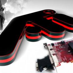 Placa Video AMD Radeon HD 6450 1 GB DDR3 Garantie 6 Luni - Placa video PC AMD, PCI Express, Ati