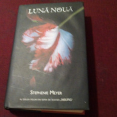 STEPHENIE MEYER - LUNA NOUA - Carte Horror