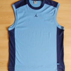 Tricou Michael Jordan; marime L: 60 cm bust, 78 cm lungime; impecabil, ca nou - Tricou barbati, Marime: L, Culoare: Din imagine