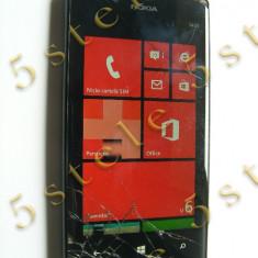 Telefon Nokia Lumia 720 (357297052343630) Negru Swap, Nu se aplica, Neblocat, Dual core
