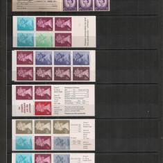 Anglia.1958/82 Regina Elisabeth II-lot carnete  SA.438