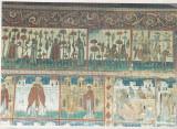 bnk cp Manastirea Voronet - Detaliu fresca - necirculata