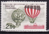 Andorra fr. 1983 - cat.nr.310 - Ziua copilului neuzat,perfecta stare
