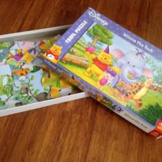 Set Puzzle - stare foarte buna (4 buc)