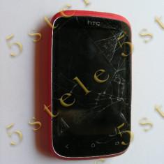 Telefon HTC Desire C (Touchscreen spart) Rosu Swap