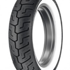 Motorcycle Tyres Dunlop D 401 Elite S/T H/D WWW ( 150/80B16 TL 71H Roata spate, M/C, Cu perete alb, wide white wall ) - Anvelope moto