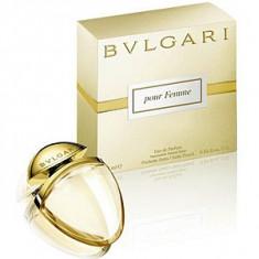 Bvlgari Bvlgari Pour Femme EDP Parfum de buzunar 25 ml pentru femei - Parfum femeie Bvlgari, Apa de parfum