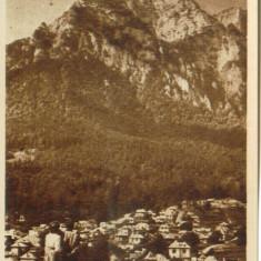 BUSTENI - Carte Postala Muntenia dupa 1918, Circulata, Fotografie