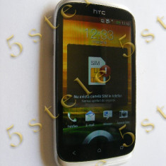 Telefon HTC Desire X T328e (355803052455084) Alb Swap, Negru, Nu se aplica, Neblocat, Single SIM, Dual core
