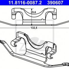 Arc, etrier frana MERCEDES-BENZ CLS CLS 350 - ATE 11.8116-0087.2 - Arc - Piston - Garnitura Etrier