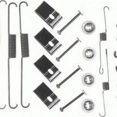 Set accesorii, sabot de frana FORD ESCORT Mk V combi 1.3 - FERODO FBA122