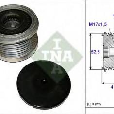 Sistem roata libera, generator NISSAN X-TRAIL 2.5 FWD - INA 535 0147 10 - Fulie