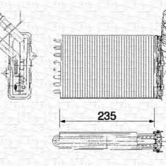 Schimbator caldura, incalzire habitaclu RENAULT CLIO Mk II 1.4 - MAGNETI MARELLI 350218159000, Magneti Marelli
