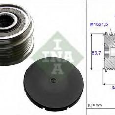 Sistem roata libera, generator OPEL CORSA D 1.4 LPG - INA 535 0211 10 - Fulie
