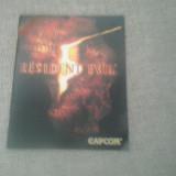 Manual - Resident Evil 5 - PS3
