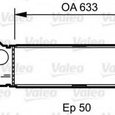 Intercooler, compresor MERCEDES-BENZ VIANO CDI 2.0 - VALEO 818808 - Intercooler turbo