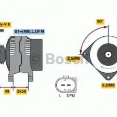 Generator / Alternator - BOSCH 0 124 515 021 - Alternator auto
