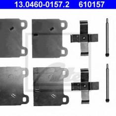 Set accesorii, placute frana VW TRANSPORTER Mk II bus 1.6 - ATE 13.0460-0157.2