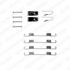 Set accesorii, sabot de frana DAIHATSU APPLAUSE  1.6 16V - DELPHI LY1157