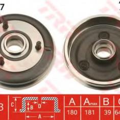 Tambur frana CITROËN VISA 0.6 - TRW DB4097 - Saboti frana auto