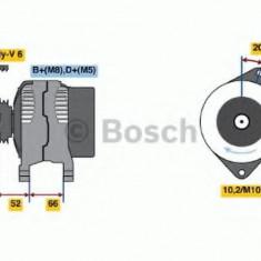 Generator / Alternator PEUGEOT BOXER bus 2.5 D - BOSCH 0 986 038 791 - Alternator auto
