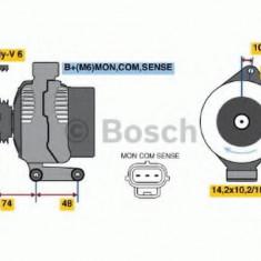 Generator / Alternator FORD FOCUS 1.6 16V Flexifuel - BOSCH 0 986 044 701 - Alternator auto