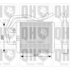 Schimbator caldura, incalzire habitaclu - QUINTON HAZELL QHR2245 - Sistem Incalzire Auto